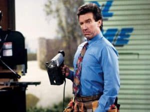 Tim Taylor from Home Improvement